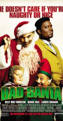 Bad Santa (2003)