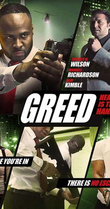 Greed Heavy Is The Hand (2018)