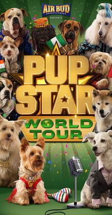Pup Star World Tour (2018)