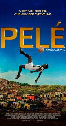 Pele Birth of a Legend (2016)