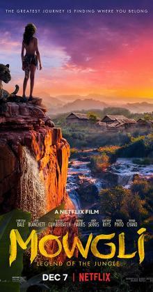 Mowgli Legend of the Jungle (2018)