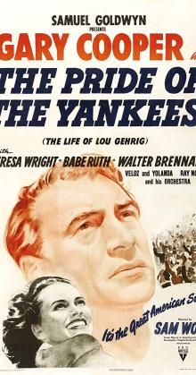 Pride of the Yankees (1942)