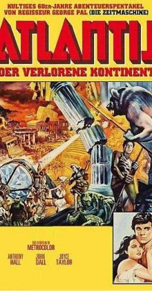 Atlantis the Lost Continent (1961)