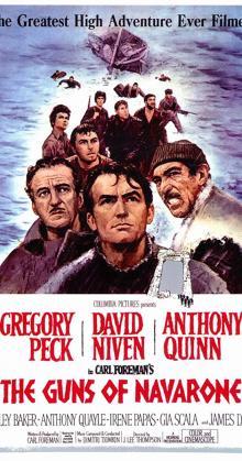 The Guns of Navarone (1961)