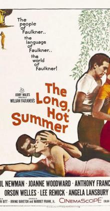 The Long Hot Summer (1958)