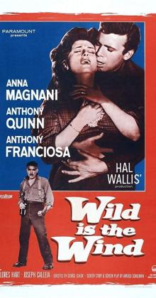 Wild is the Wind (1957)