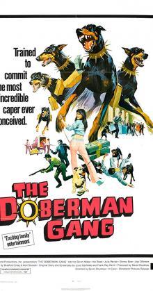 Doberman Gang (1972)