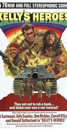 Kellys Heroes (1970)