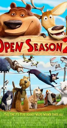 Open Season 2 (2008)
