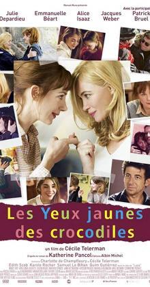 Les Yeux Jaunes Des Crocodiles (2014)