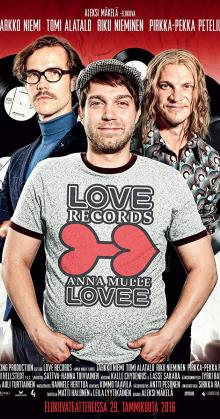 Love Records Anna mulle Lovee (2016)