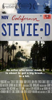 Stevie D (2016)