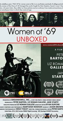 Women of 69 Unboxed (2014)