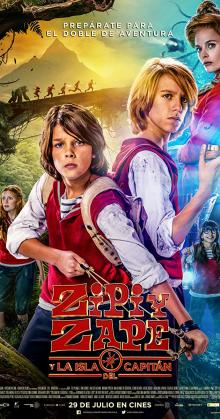 Zip and Zap and the Captains Island (2016)