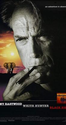 White Hunter Blac Heart (1990)