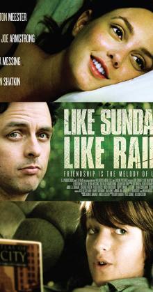 Like Sunday Like Rain (2014)