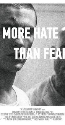 More Hate Than Fear (2015)