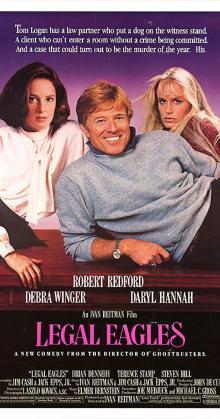 Legal Eagles (1986)