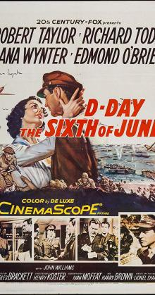 D Day The Sixth Of June (1956)