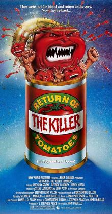 Return of the Killer Tomatoes (1988)