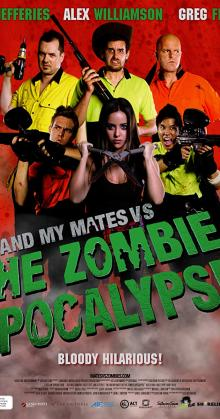 Me and My Mates vs The Zombie Apocalypse (2015)