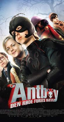 Antboy Revenge of The Red Fury (2015)