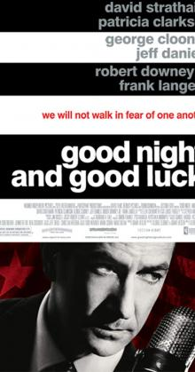 Good Night and Good Luck (2005)