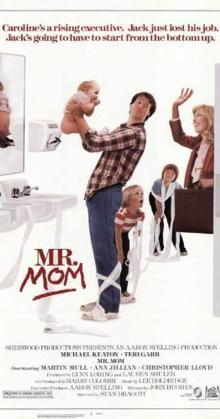 Mr Mom (1983)