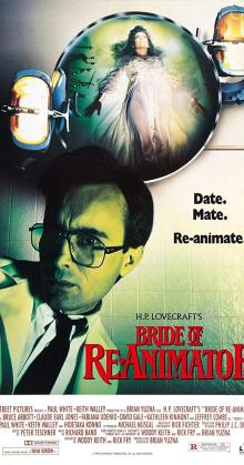 Bride of Re Animator (1989)