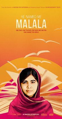 He Named Me Malala (2015)