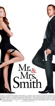 6,5/10 396.238 Mr. & Mrs. Smith (2005)