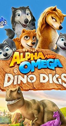 Alpha and Omega Dino Digs (2016)