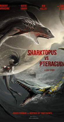 Sharktopus vs Pteracuda (2014)