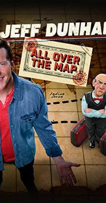 Jeff Dunham All Over the Map (2014)
