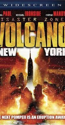 Disaster Zone Volcano in New York (2006)