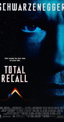 Total Recall Mind Bending Edition (1990)