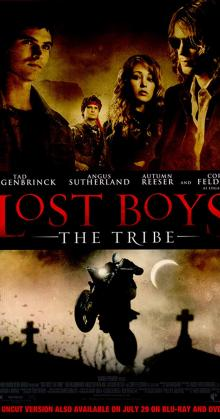 Lost Boys The Tribe (2008)