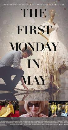 The First Monday In May (2016)