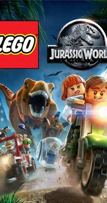 LEGO Jurassic World (2016)