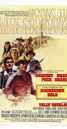 Mackennas Gold (1969)