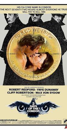 Three Days of the Condor (1975)