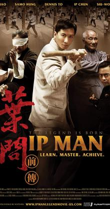 The Legend Is Born Ip Man (2010)