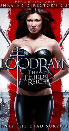 BloodRayne The Third Reich (2011)