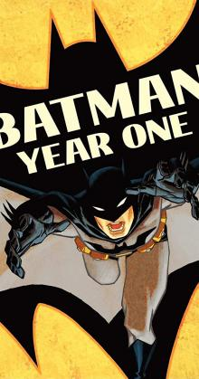 Batman Year One (2011)