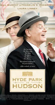 Hyde Park on Hudson (2012)