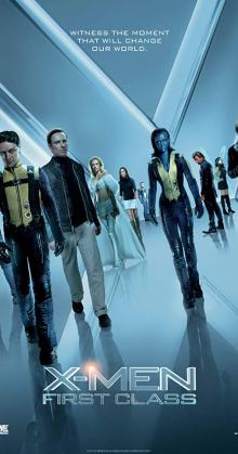 X men First Class (2011)