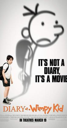 Diary Of A Wimpy Kid (2012)