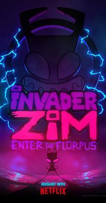 Invader ZIM Enter the Florpus (2019)