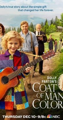 Dolly Partons Coat of Many Colors (2015)