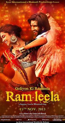 Goliyon Ki Rasleela Ram Leela (2013)
